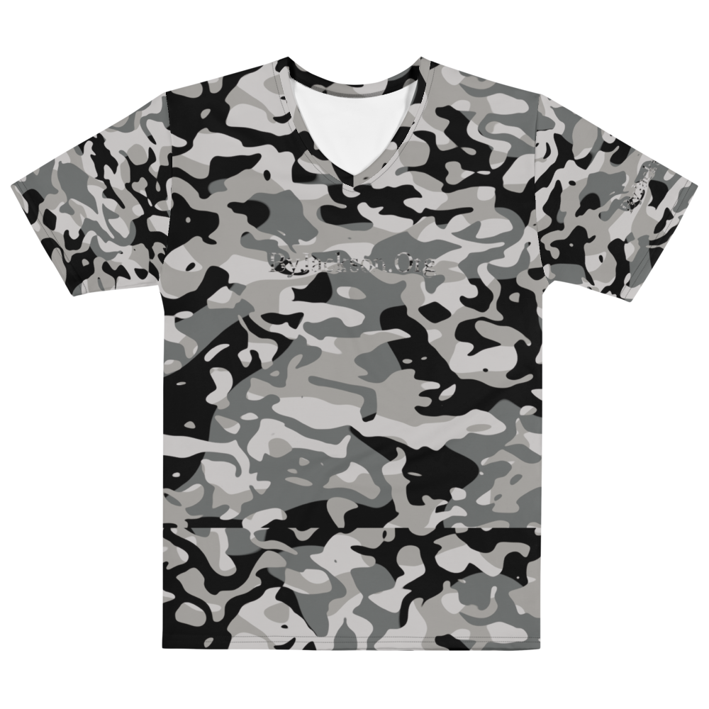 Grey Men's T-shirt