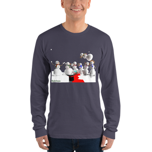 Battle Field Long sleeve t-shirt (unisex) ByJackson