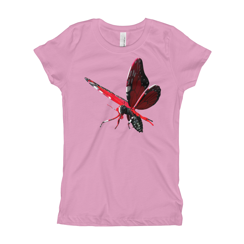 Single Butterfly Tee Shirt ByJackson