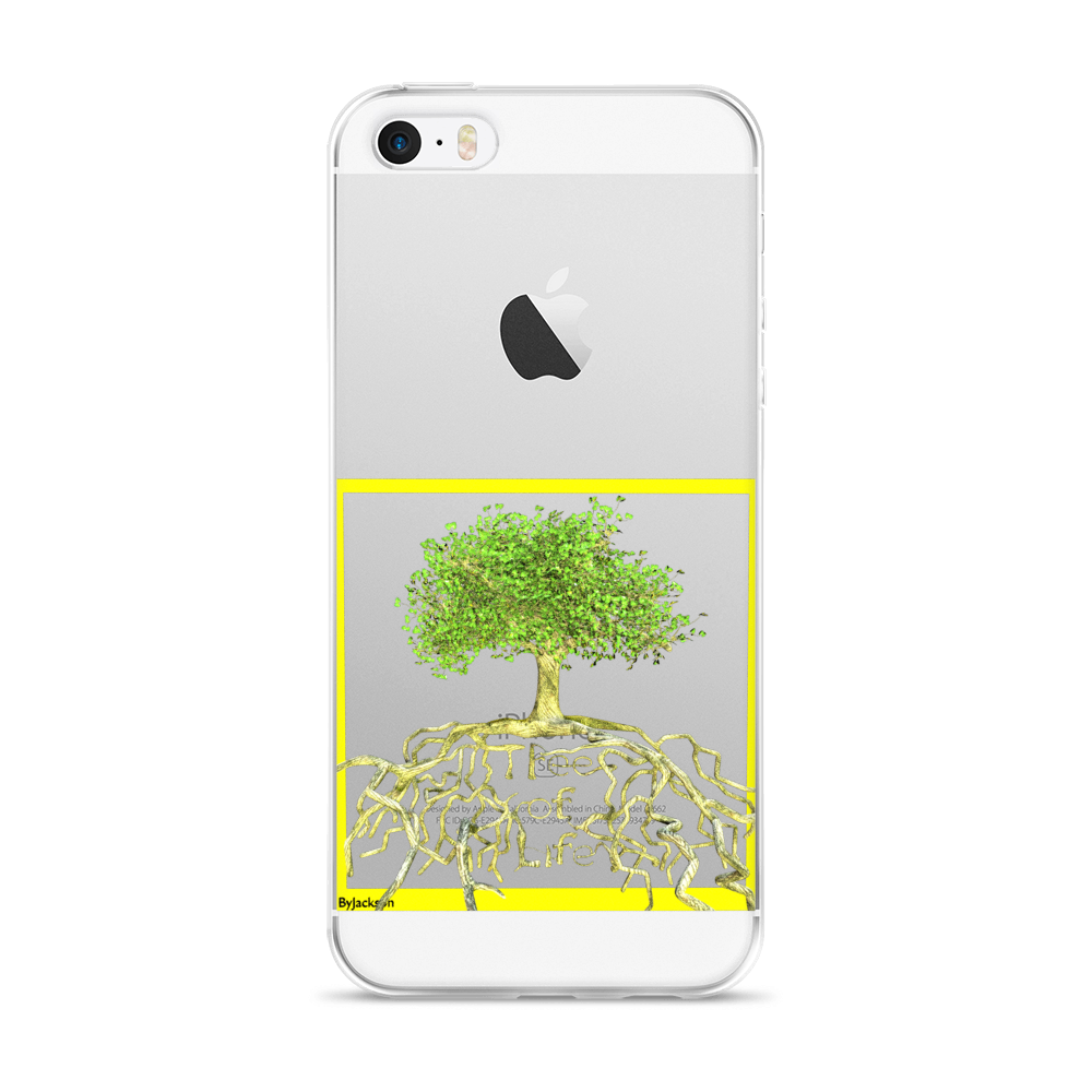 Tree of Life iPhone 5/5s/Se, 6/6s, 6/6s Plus Case ByJackson. - ByJackson