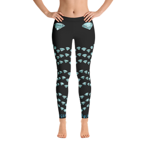 Blue Diamond Girl Edition Leggings ByJackson