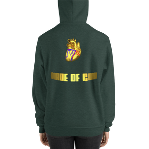Heart of Gold Anterior Posterior Unisex hoodie ByJackson
