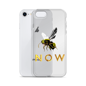 Bee Now iPhone Case ByJackson