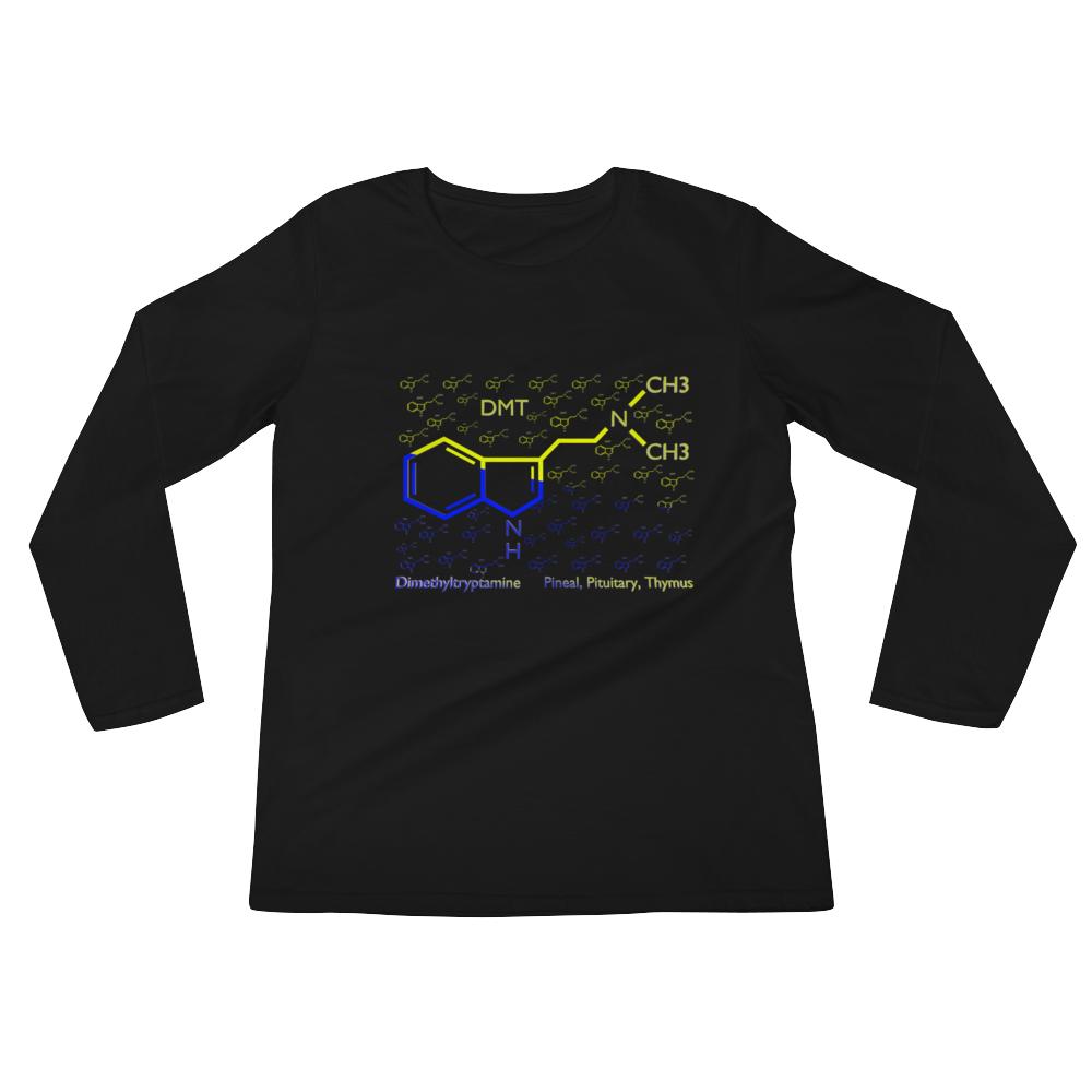 DMT Ladies' Long Sleeve T-Shirt ByJackson