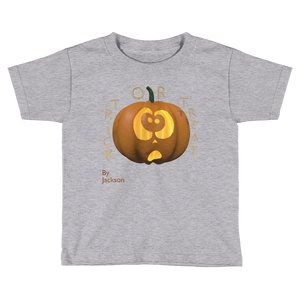Trick or Treat Kids Tee Shirt ByJackson - ByJackson