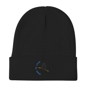 Born to Lead Knit Beanie ByJackson