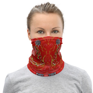Face mask Covid-19 Be gone Neck Gaiter ByJackson.