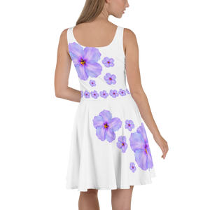 Flowered Skater Dress ByJackson