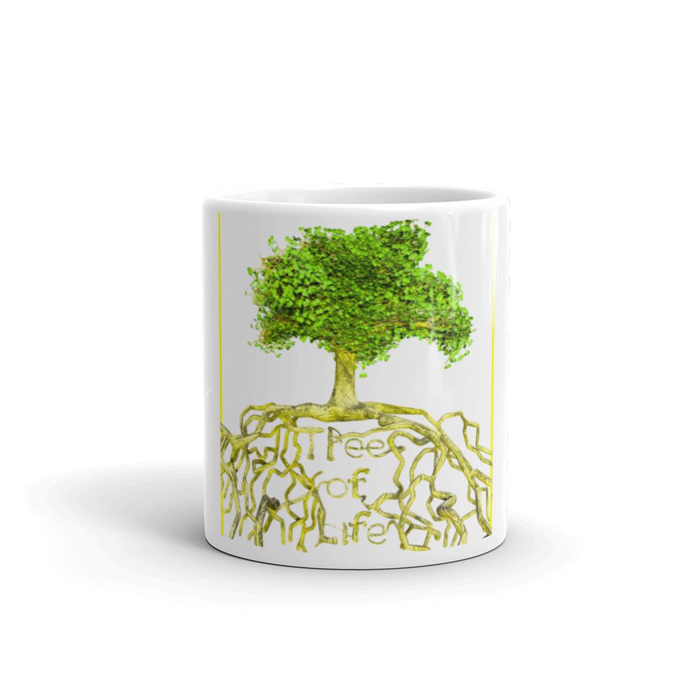Tree of life Mug made in the USA ByJackson - ByJackson