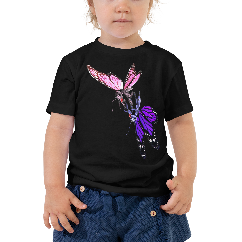 Fly Toddler Short Sleeve Tee, ByJackson.