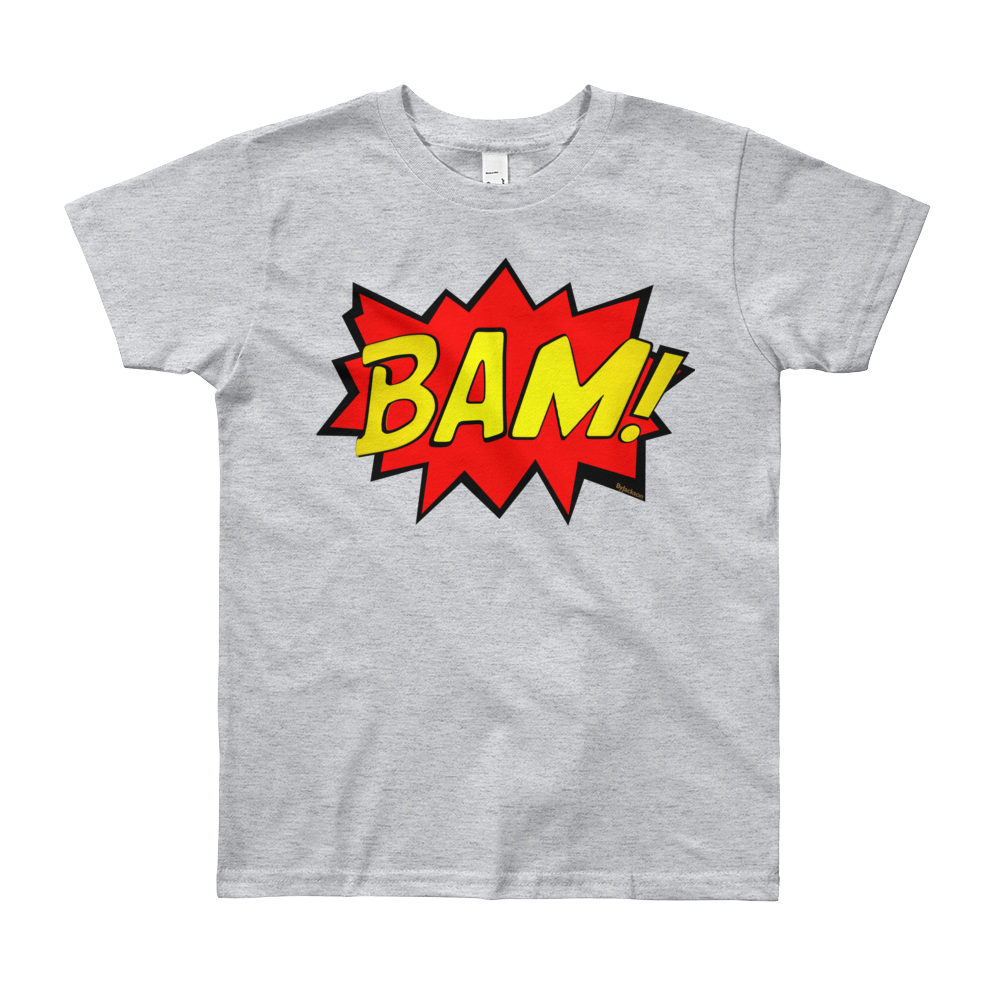 Bam Youth Short Sleeve Tee Shirt ByJackson - ByJackson