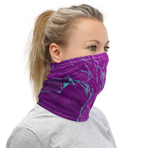 Purple Neck Gaiter ByJackson.org.