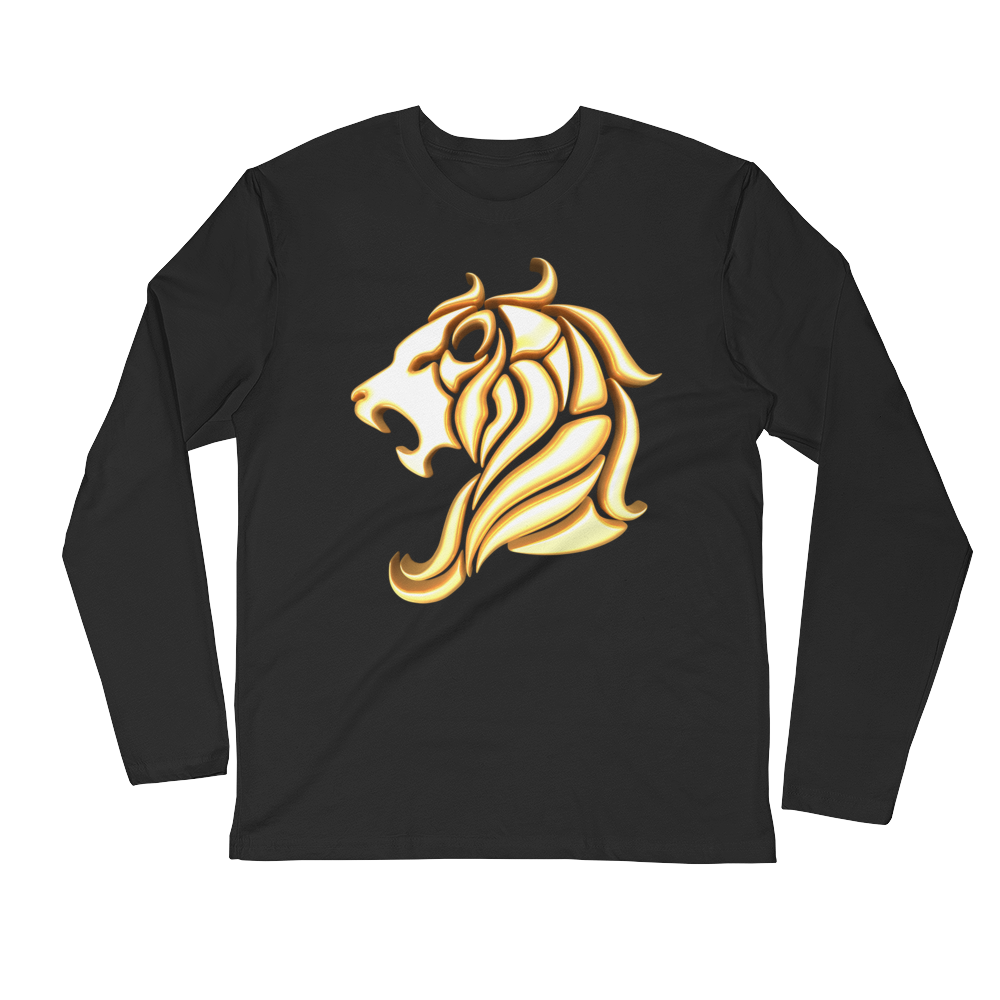 Leo Long Sleeve Fitted Crew ByJackson - ByJackson