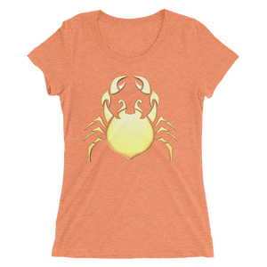 Cancer Ladies' short sleeve Tee Shirt ByJackson