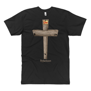 Cross Fine Jersey Tall T-Shirt ByJackson