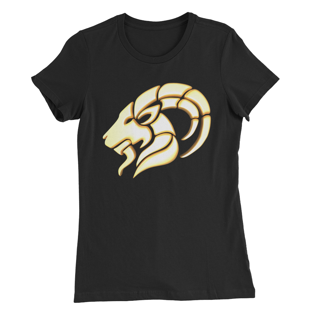 Capricorn Women's Slim Fit Tee Shirt ByJackson - ByJackson