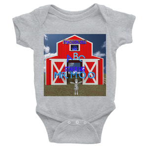 ABC Mr.Moo Infant Bodysuit ByJackson - ByJackson
