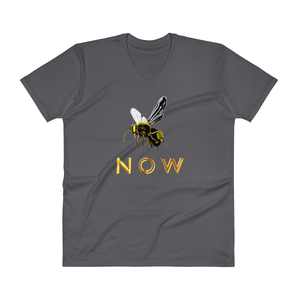 BEE NOW V-Neck T-Shirt ByJackson