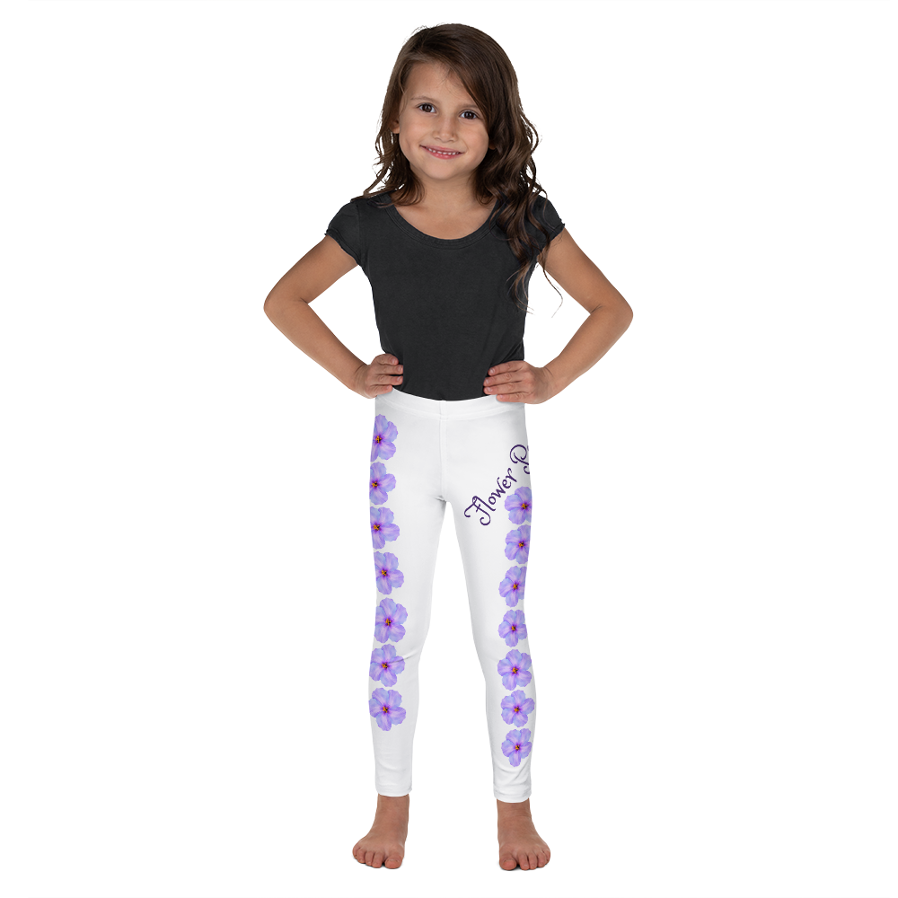 Flower Power Kid's Leggings ByJackson