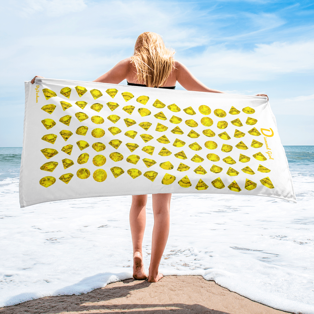 Diamond Girl Towel ByJackson