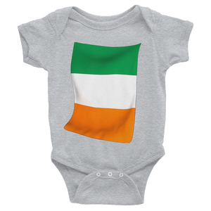 Ireland Infant Bodysuit ByJackson - ByJackson