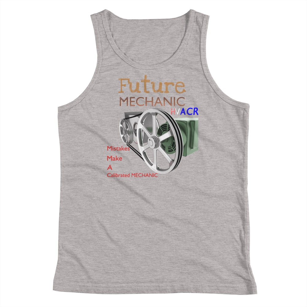 Future Mechanic Kids Tank ByJackson