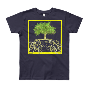Tree of Life Kids Tee Shirt ByJackson - ByJackson