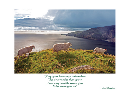 10 Greeting Card: St. Patrick's Day