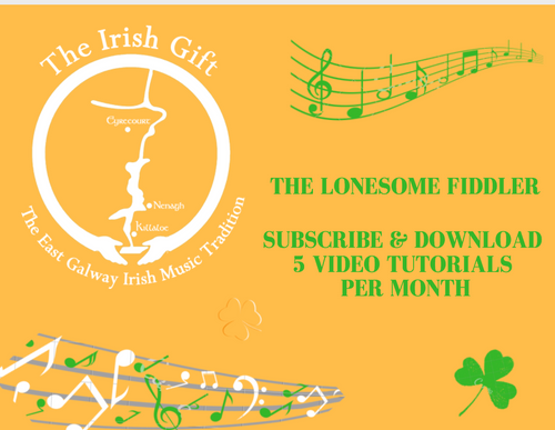 Subscribe and Stream all Video Tutorials (The Lonesome Fiddler & Searbh Siúcra)