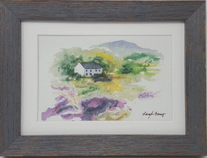 County Kerry, Ireland (Framed Painting)