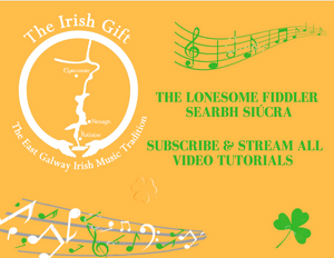 Subscribe and Download 5 Video Tutorials Per Month (The Lonesome Fiddler)