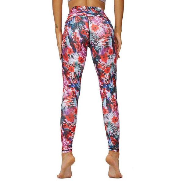 eprolo leggings Häftiga Leggings Med Blommor