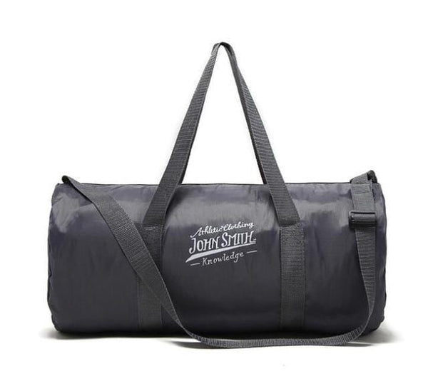 "eprolo Svart Gymbag ""John Smith"""