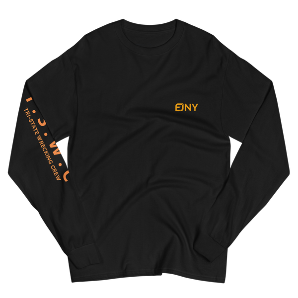 EJ CONSTRUCTION LONG SLEEVE TEE (PREORDER)