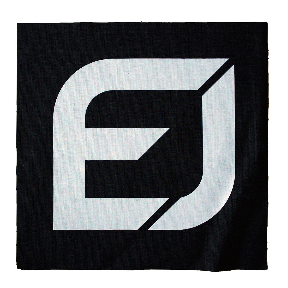 EJ Logo Patch - Black or White - Small
