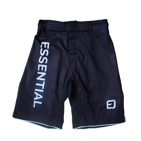 EJ Fight Shorts - Black