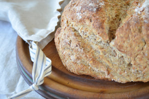 Easy No-knead Artisan Style Bread Recipe