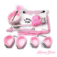Luxury 11Pcs Bondage Kits (4484167794740)