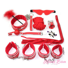 Luxury 11Pcs Bondage Kits