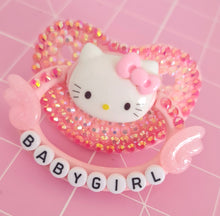 Baby Kitty Custom Pacifier