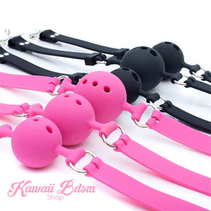 Silicone Ball Gags