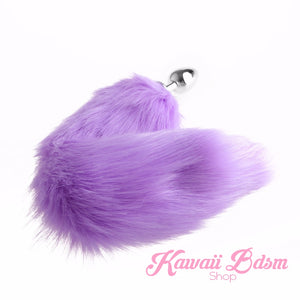 Light Purple Tail Plug