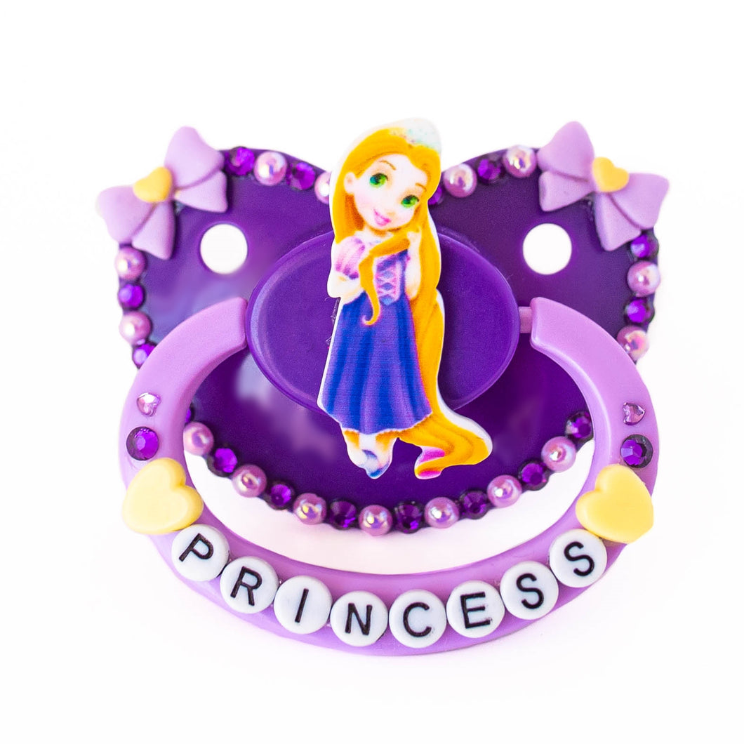Princess Custom Pacifier
