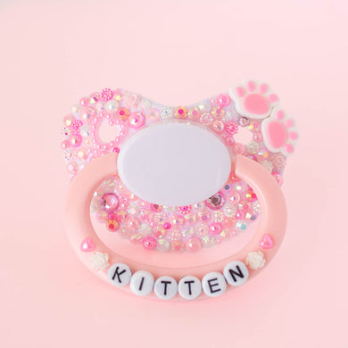 Paws Custom Pacifier