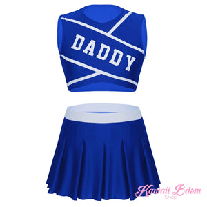 daddy babygirl cheeleader outfit baby ddlg little girl one doll cgl roleplay petplay kittenplay kitten fetish submssive ddlgworld ddlgplayground by Kawaii BDSM - cute and kinky / Worldwide Free Shipping  (4507584692276)