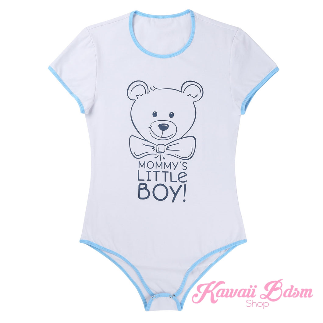 mommy little boy onesie romper men sexy adult baby abdl mdlb sissy dom by Kawaii BDSM - cute and kinky / Worldwide Free Shipping