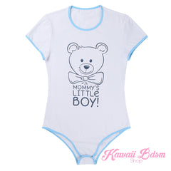 Mommy's Little Boy Onesie