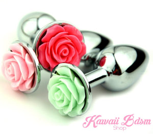 Rose Buttplugs