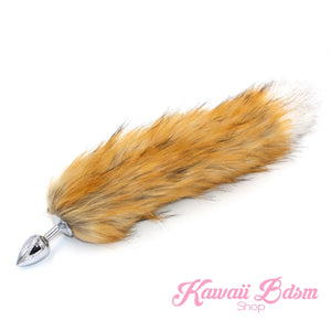 Fox Tail With White Tip