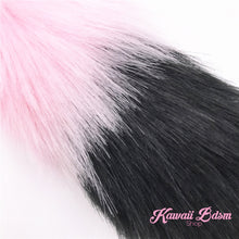 Pink Tail Plug w/ Black Tip